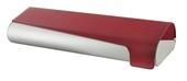 Aluminiové pouzdro s lakovaným povrchem MENŠÍ, model AL801 - červená