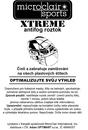 antifog MicroClair sports XTREME 1.000 ml, prostředek proti zamlžování