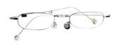 Čtecí brýle skládací TA0835 v kovovém pouzdře MINI