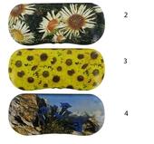 designerské pouzdro na brýle MOTIVY - květiny - 2