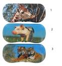 designerské pouzdro na brýle MOTIVY - zvířata - 1