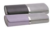 elegantní dvoubarevné pouzdro na brýle SEMIŠ, model D940 - černá