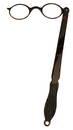 Lorňon s dlouhou rukojetí - hnědý Forte A03
