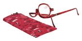 make-up brýle TA 0999/1143 barevné červené