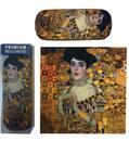 pouzdro ART9007 s utěrkou, Klimt - Adéla