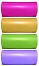 pouzdro model 107-13 SEMIŠ - fialová