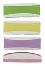 pouzdro na brýle KRABIČKA model D239, pastelové barvy - růžová