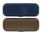 pouzdro na brýle XXL, model Z5069, MIKRO - modrá