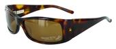 Sluneční brýle MORANI SUN model 101 - C1 hnědá