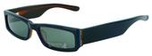 Sluneční brýle MORANI SUN model 103 - C1 modrá