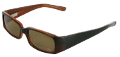 Sluneční brýle MORANI SUN model 105 - C2 hnědá