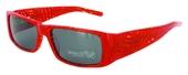 Sluneční brýle MORANI SUN model 108 - C5 červená