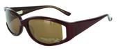 Sluneční brýle MORANI SUN model 109 - C2 vínová