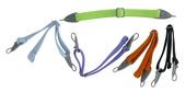Šnůrky dětské elastické JULBO - long - zelená