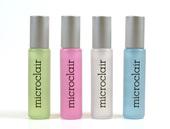 sprej čistící MicroClair 30ml -  barevný roztok - růžová