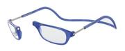 čtecí brýle CLIC na magnet na nosníku modré
