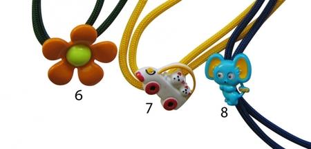 Šnůrky dětské - veselé motivy T0237
