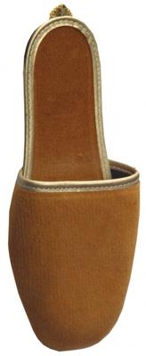 Sametový závěsný pantoflíček na brýle, model D689