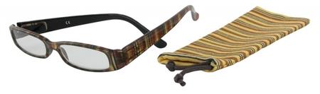 Čtecí brýle HIP s pouzdýrkem, model TA0995