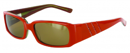 Sluneční brýle MORANI SUN model 105 - C1 oranžová