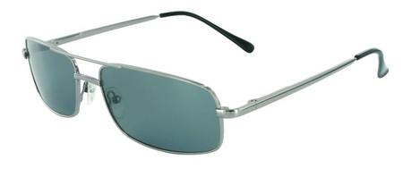 Sluneční brýle MORANI SUN model 106 - C1 šedá gun