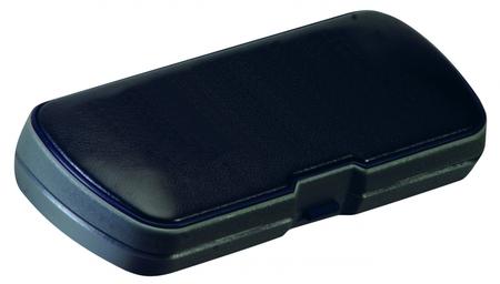 klasické plastové pouzdro na brýle horizontální tvrdé D826