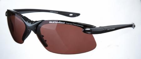 Sluneční brýle SUNWISE, model GREENWICH černá