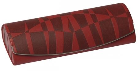 luxusní pouzdro na brýle, model D975 s plastickým vzorem