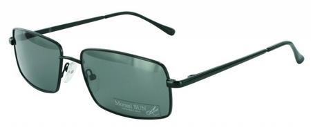 Sluneční brýle MORANI SUN model 107 - C3 černá