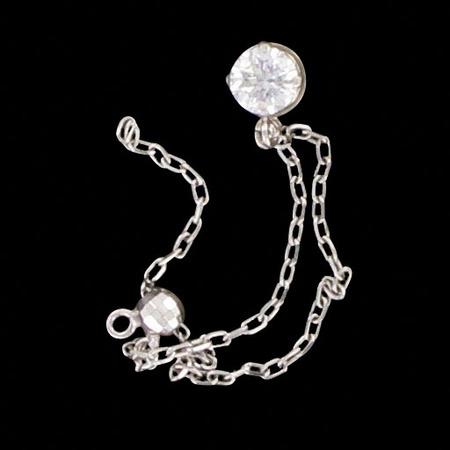 šperk na brýle Crossfor STŘÍBRO 925ST + ZIRKON