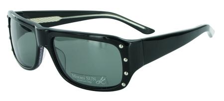 Sluneční brýle MORANI SUN model 100 - C3 černá