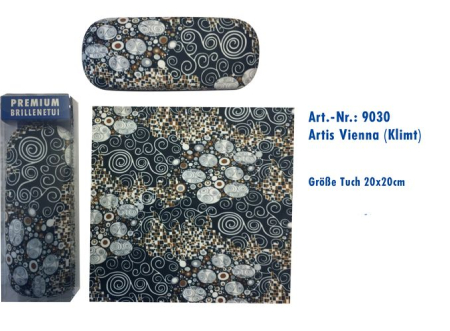 pouzdro ART9030 s utěrkou, Klimt - Artis Vienna
