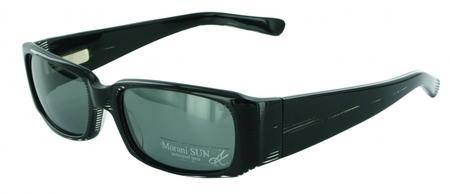 Sluneční brýle MORANI SUN model 105 - C4 černá