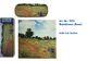 pouzdro ART9224 s utěrkou, Monet - Vlčí máky