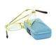 Čtecí brýle skládací TA v plastovém pouzdře MINI