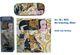 pouzdro ART9025 s utěrkou, Klimt - Očekávání
