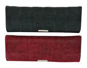 univerzální pouzdro VĚTŠÍ, model 107-14 KROKO - červená