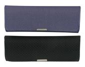 univerzální pouzdro VĚTŠÍ, model 107-14 TEXTURA - fialová