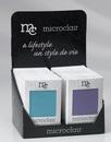 utěrka MICROCLAIR UNICOLOR18x18cm  - černá