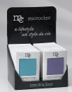 utěrka MICROCLAIR UNICOLOR18x18cm  - růžová